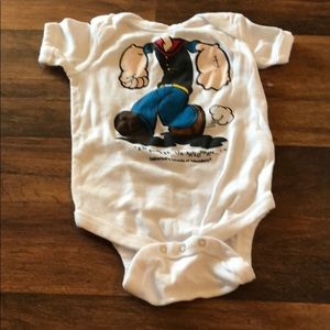 Other - 18 month boy onsie Popeyes